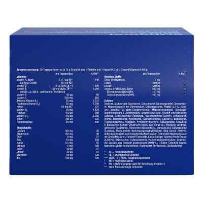 Orthomol Vital F 30 Granulat/kaps.kombipackung