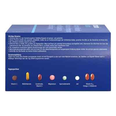 Orthomol Vital M 30 Tabletten /kaps.kombipackung  bei apotheke.at bestellen