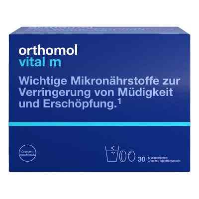 Orthomol Vital M 30 Granulat/kaps.kombipackung  bei apotheke.at bestellen