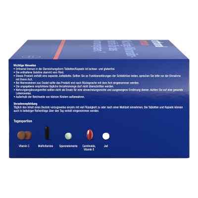 Orthomol Immun 30 Tabletten /kaps.kombipackung
