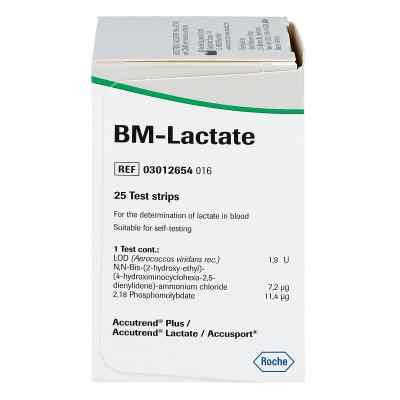 Bm Test Lactate Teststreifen  bei apotheke.at bestellen