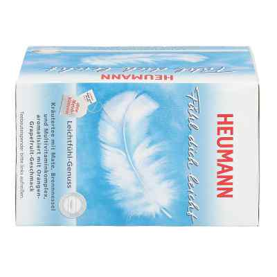 Heumann Tee fühl dich leicht Beutel
