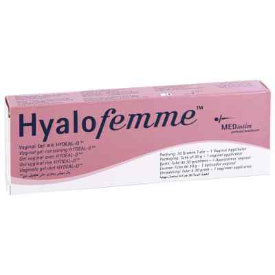 Hyalofemme Vaginal Gel  bei apotheke.at bestellen