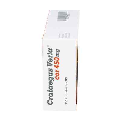 Crataegus Verla cor 450mg  bei apotheke.at bestellen