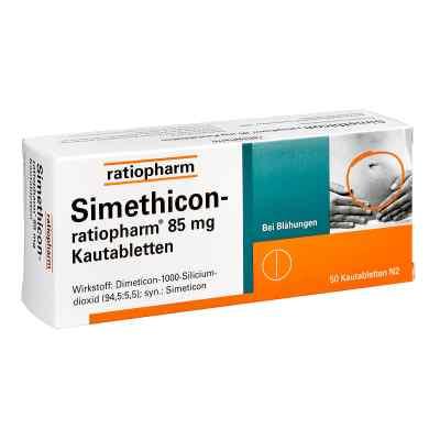 Simethicon-ratiopharm 85mg  bei apotheke.at bestellen