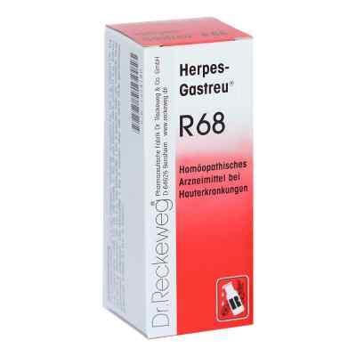 Herpes Gastreu R 68 Tropfen zum Einnehmen