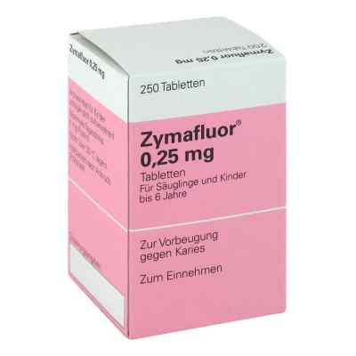 Zymafluor 0,25mg  bei apotheke.at bestellen