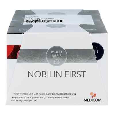 Nobilin First Kombipackung Kapseln  bei apotheke.at bestellen