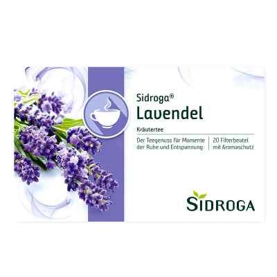 SIDROGA Lavendel