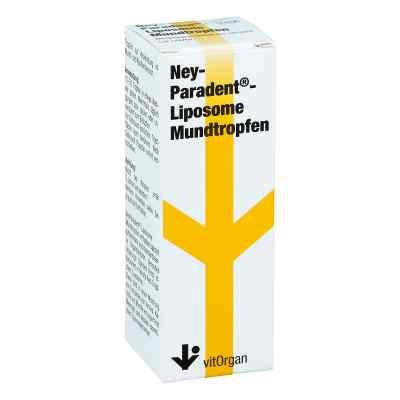 Neyparadent Liposome Mundtropfen  bei apotheke.at bestellen