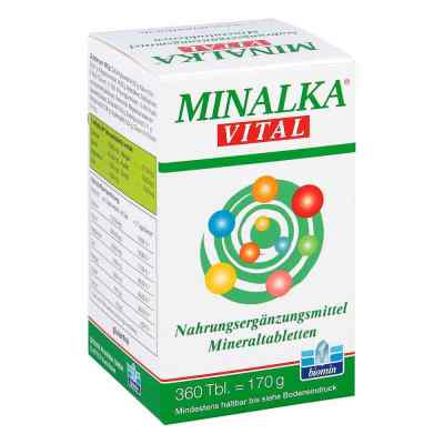 Minalka Tabletten  bei apotheke.at bestellen