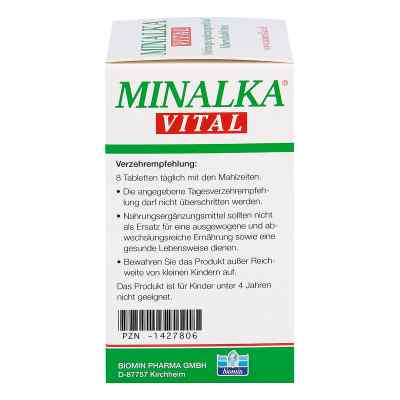 Minalka Tabletten  bei apotheke.at bestellen