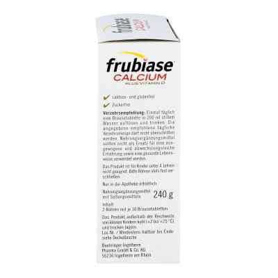 Frubiase Calcium + Vitamin D Brausetabletten  bei apotheke.at bestellen