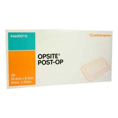Opsite Post Op 15,5x8,5cm Verband  bei apotheke.at bestellen