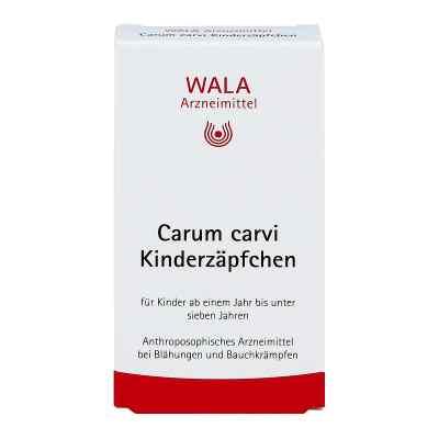Carum Carvi Kinderzäpfchen  bei apotheke.at bestellen