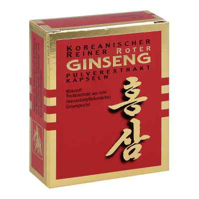 Koreanischer Reiner Roter Ginseng Pulverextrakt  bei apotheke.at bestellen