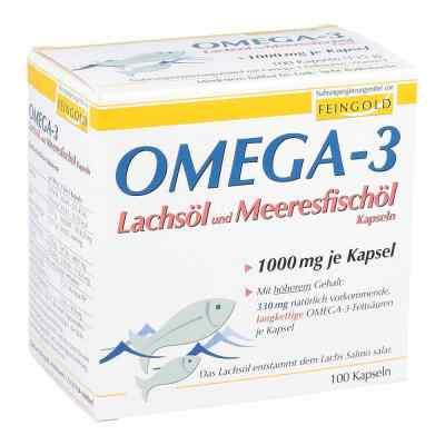 Omega 3 Lachsöl und Meeresfischöl Kapseln  bei apotheke.at bestellen