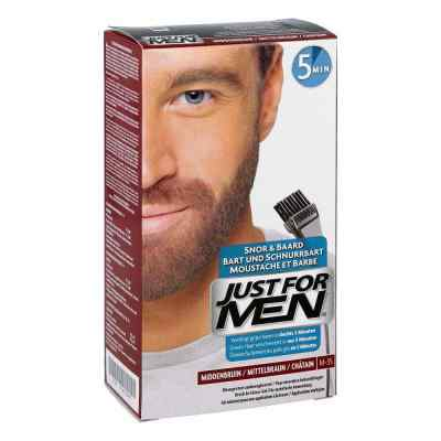 Just for men Brush in Color Gel mittelbraun  bei apotheke.at bestellen