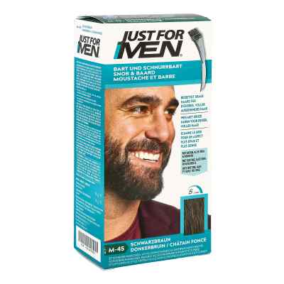 Just for men Brush in Color Gel schwarzbraun  bei apotheke.at bestellen