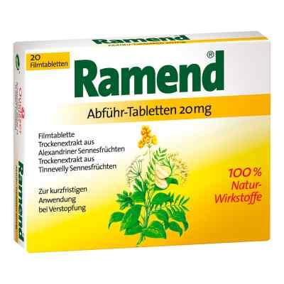 Ramend Abführ-Tabletten 20mg