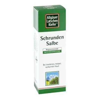 Allgäuer Latschenk. Schrundensalbe  bei apotheke.at bestellen