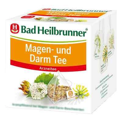 Bad Heilbrunner Tee Magen und Darm Pyramidenbeutel  bei apotheke.at bestellen
