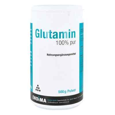 Glutamin 100% Pur Pulver  bei apotheke.at bestellen
