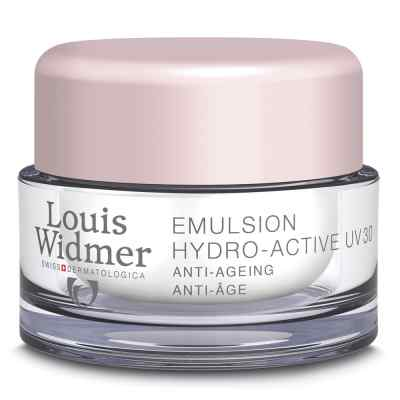 Widmer Tagesemulsion Hydro-active Uv30 leicht parf  bei apotheke.at bestellen