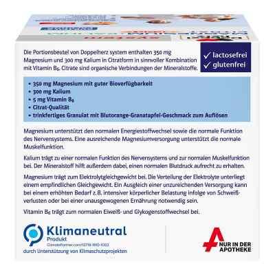 Doppelherz Magnesium + Kalium Citrat system Granulat  bei apotheke.at bestellen