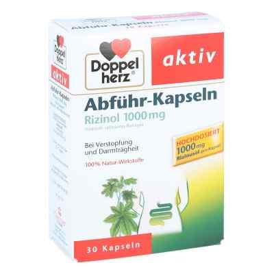 Doppelherz Abführ-Kapseln Rizinol 1000mg  bei apotheke.at bestellen