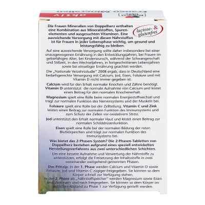 Doppelherz Frauen Mineralien Depot Tabletten  bei apotheke.at bestellen