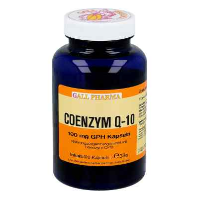 Coenzym Q10 Gph 100 mg Kapseln  bei apotheke.at bestellen