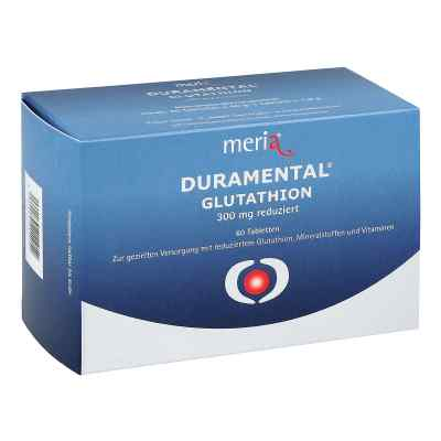 Duramental Glutathion 300 mg Tabletten  bei apotheke.at bestellen