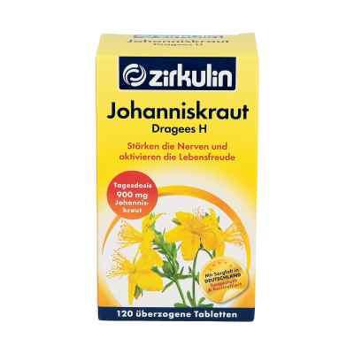 Johanniskraut Dragees H  bei apotheke.at bestellen
