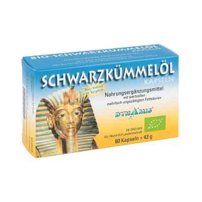 Schwarzkümmel Bio ägypt. Kapseln  bei apotheke.at bestellen