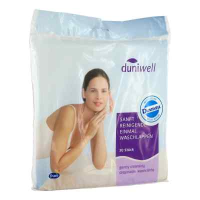 Duniwell Einmal Waschlappen  bei apotheke.at bestellen