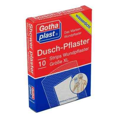Gothaplast Duschpflaster Xl 48x70 mm