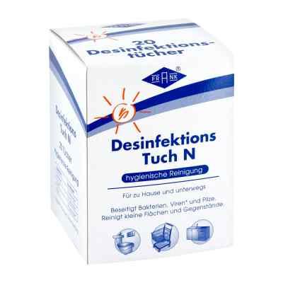 Desinfektionstuch N  bei apotheke.at bestellen