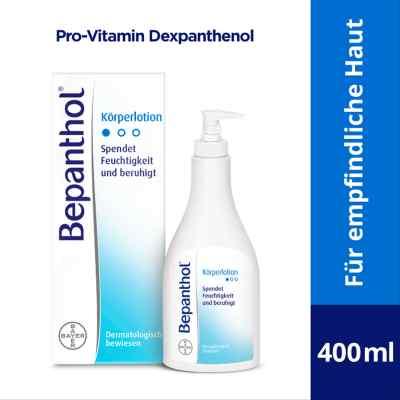 Bepanthol Körperlotion Spenderflasche  bei apotheke.at bestellen