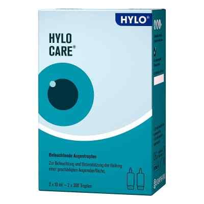 Hylo-care Augentropfen  bei apotheke.at bestellen