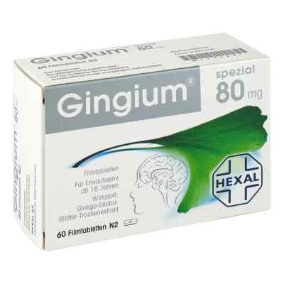 Gingium spezial 80mg
