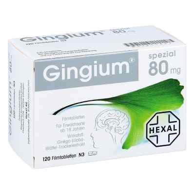Gingium spezial 80mg  bei apotheke.at bestellen