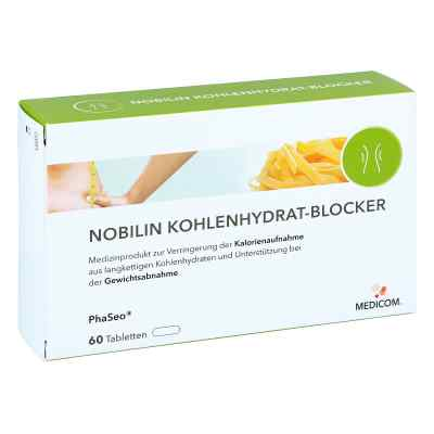 Nobilin Kohlenhydrat-blocker Tabletten  bei apotheke.at bestellen