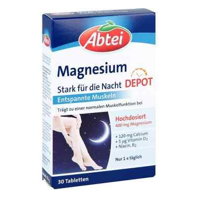 Abtei Magnesium Stark für die Nacht Depot Tabletten   bei apotheke.at bestellen