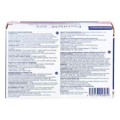 Fortiflex 525 veterinär  Tabletten  bei apotheke.at bestellen