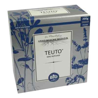 Teuto Sog Auflage Pulver  bei apotheke.at bestellen