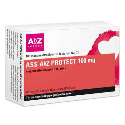 ASS AbZ PROTECT 100mg  bei apotheke.at bestellen
