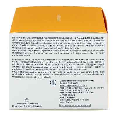 Ducray Nutricerat Ultra nutritiv Haarmaske  bei apotheke.at bestellen