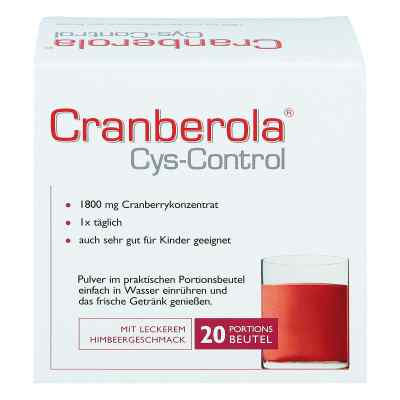 Cranberola Cys Control Pulver  bei apotheke.at bestellen
