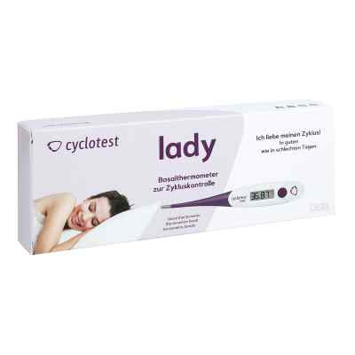 Cyclotest lady Basalthermometer  bei apotheke.at bestellen